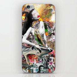 Jungle Melodrama iPhone Skin