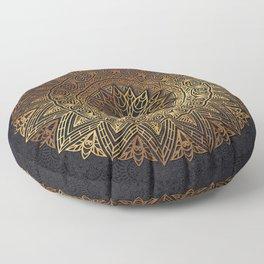 -A27- Original Heritage Moroccan Islamic Geometric Artwork. Floor Pillow
