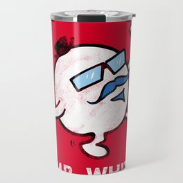 Mr. White Travel Mug