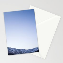 Daylight Moon Ridge Stationery Cards