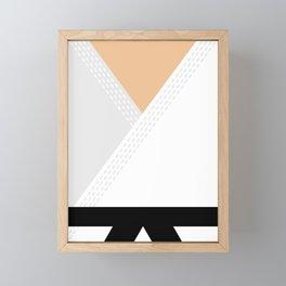 Ryu Framed Mini Art Print