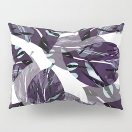 PLUMAS Pillow Sham