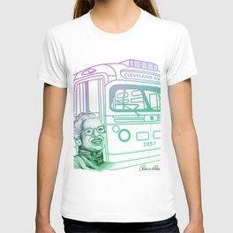 Rosa Parks, Courageous Woman T-shirt