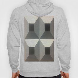 Original Geometric Design by Dominic Joyce Hoody