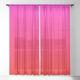 Love Ombre Sheer Curtain