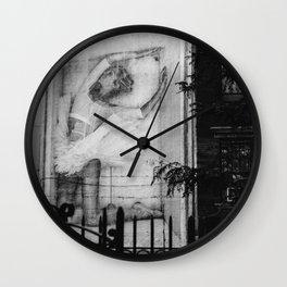East Village VI Wall Clock
