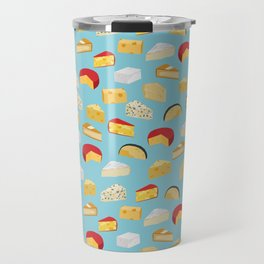 Cheese food gifts food fight apparel and gifts Travel Mug