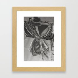 Jacket / 02 Framed Art Print