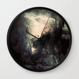 The Last Lullaby Wall Clock