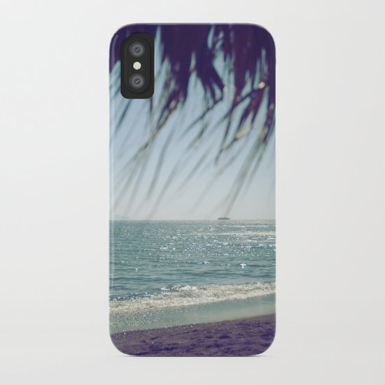 Perfect View iPhone Case