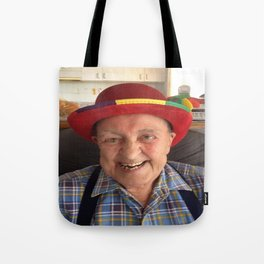 Boss Hogg Tote Bag
