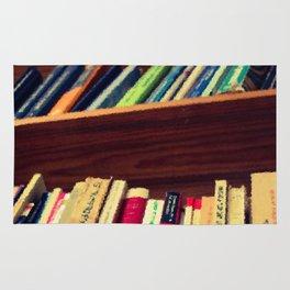 Bookshelf Rug