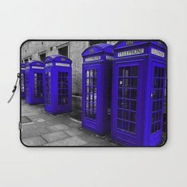 A Jolly Good Day in England Laptop Sleeve