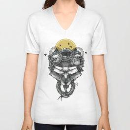 The Count Bifrons Unisex V-Neck