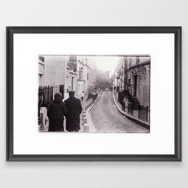 deux Framed Art Print