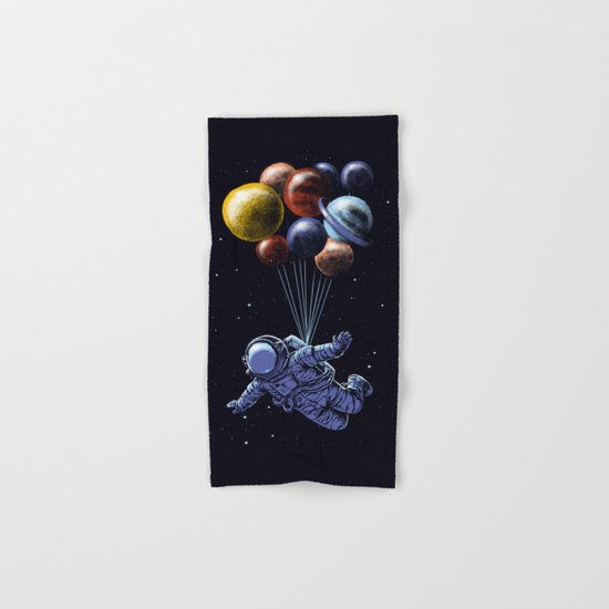 Space travel Hand & Bath Towel