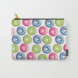 Donuts 2 Carry-All Pouch