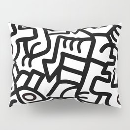 Dazed and Confused in the Morning Pillow Sham