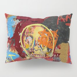 Basquiat The One Pillow Sham