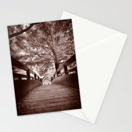 Sepia Bridge Stationery Cards