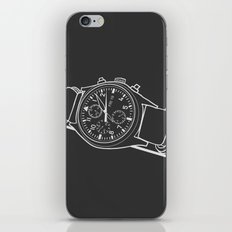Andrey Watch iPhone & iPod Skin