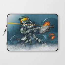 HALO / MASTER Ch Laptop Sleeve