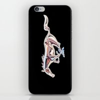 mustang iPhone & iPod Skins featuring Mustang..... by Wood-n-Images