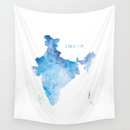 India Wall Tapestry