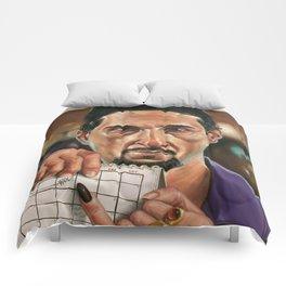 Jesus Quintana. Comforters