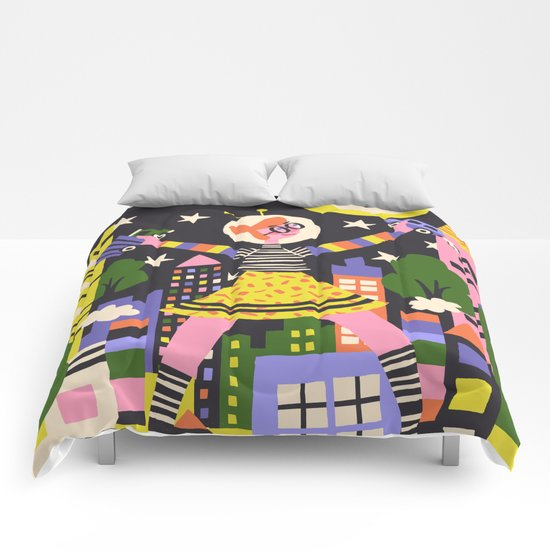 Girl Power Comforters