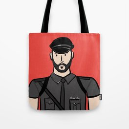 Beard Boy: Alberto Tote Bag
