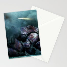BUFFALO REIGNS Stationery Cards