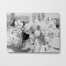 Millions of Balloons Metal Print