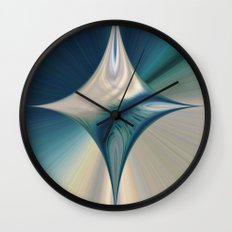 Star System Wall Clock