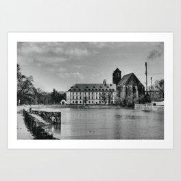 Wroclaw 2 Art Print