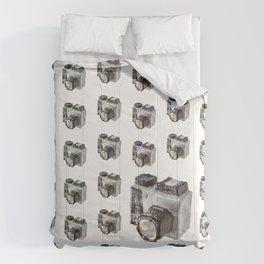 Paper Camera Comforters