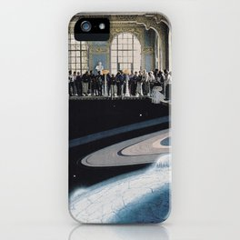 Space tourism iPhone Case
