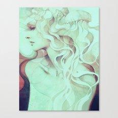 Nettle Canvas Print