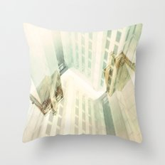 And this is what I see from here Throw Pillow
