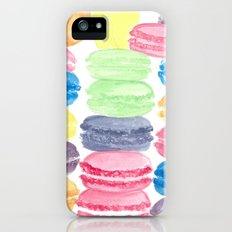Macarons Slim Case iPhone (5, 5s)