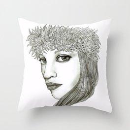 María Throw Pillow