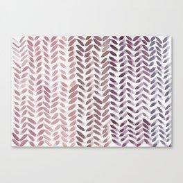 Berry Wheat Canvas Print