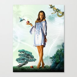 Eve Canvas Print