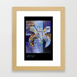 The Fragile System Framed Art Print
