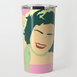 Patsy Cline Travel Mug