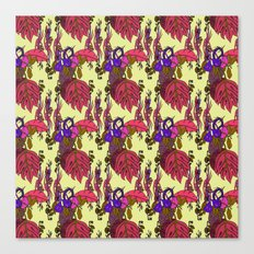 Jamaican Botanicals - Plum Canvas Print