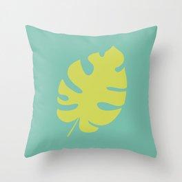 Botanical #3 Throw Pillow
