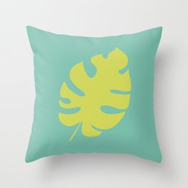 Botanical #3 Throw Pillow