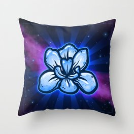 Hope In Nullity Throw Pillow