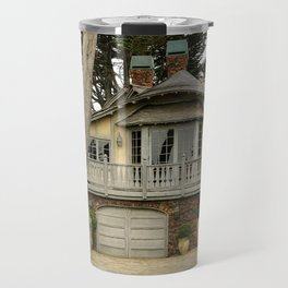 Fairytale Cottage-Style House, Carmel, Monterey County, California Travel Mug